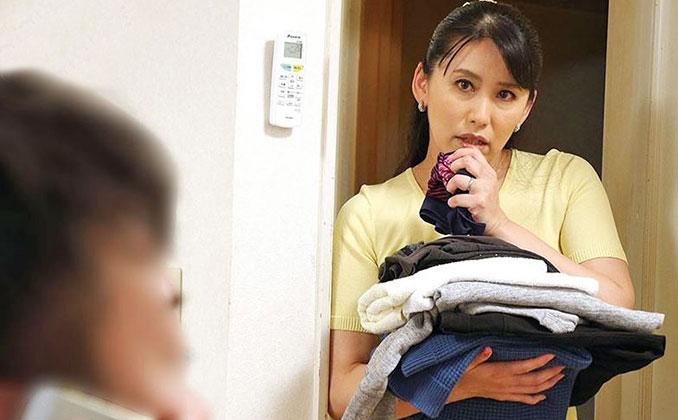 淋しんぼ母さん 過剰な愛情欲情セックス 桐島綾子