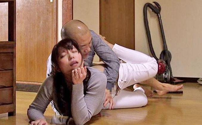 愛する夫のため、私が一度だけ我慢すれば… 夫の上司に…結婚三年目の裏切り 松下美織