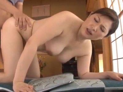 超本格官能近親エロ絵巻 母さんの姫初め 志村玲子